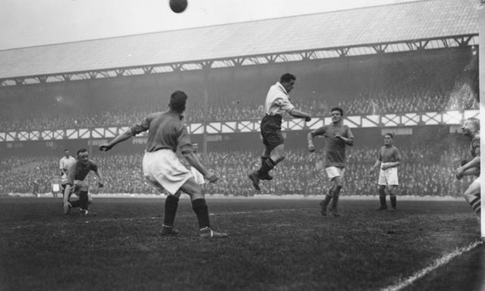 Cables ended their 1948-49 season at Goodison Park