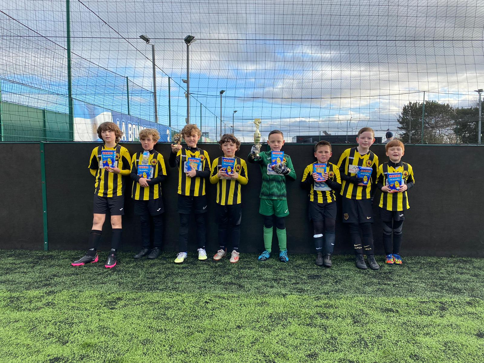 Cables u9s - Christmas Cup 2020